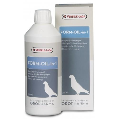 FORM OIL IN 1 500 ml.