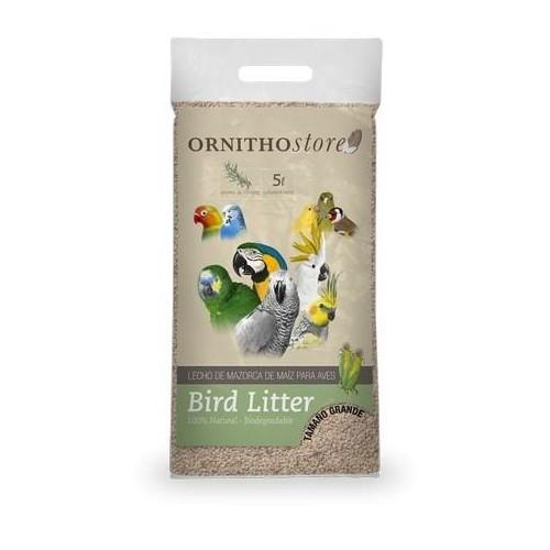 PSITTACUS BIRD LITTER ORNITHOSTORE 5 L GRANDE 3 KG