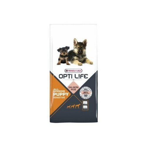 OPTI LIFE PUPPY SENSITIVE ALL BREEDS 2.5 KG