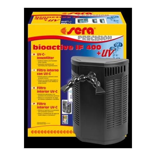 SERA FILTRO FIL BIOACTIVE IF 400+UV INTERIOR