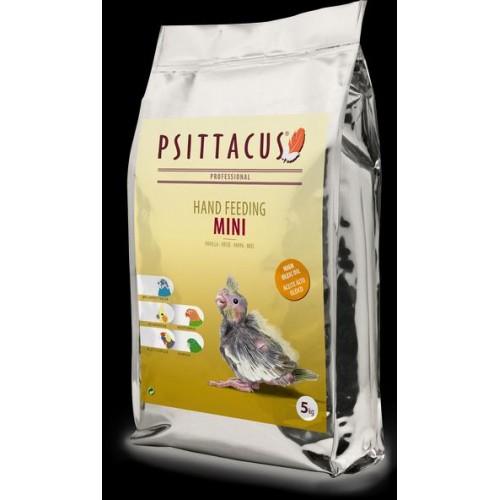 PSITTACUS PAPILLA MINI 5 kg
