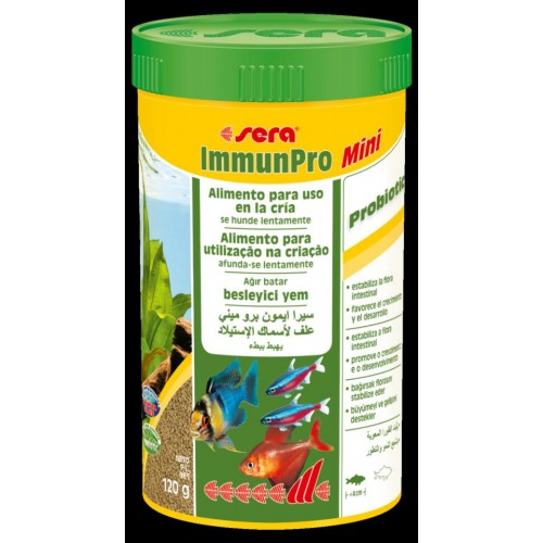 SERA IMMUNPRO MINI 250 ML