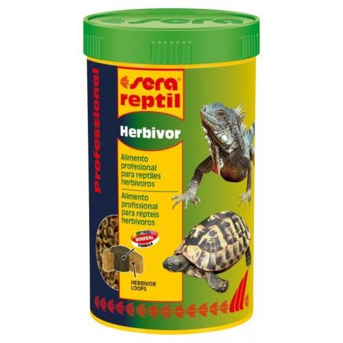 SERA REPTIL HERBIVOR 85 gr. 250ml