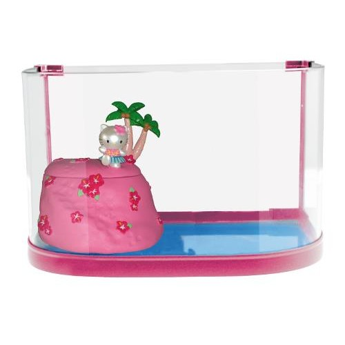 TORTUGUERA HELLO KITTY CRISTAL