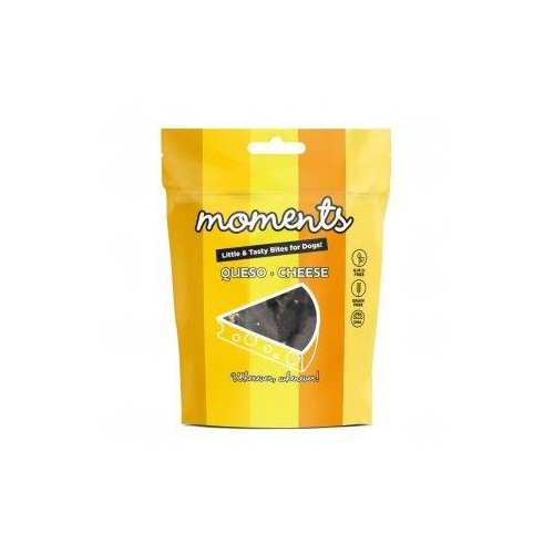 MOMENTS DOG QUESO 60 GR
