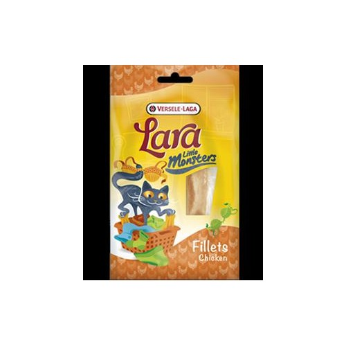 LARA LITTLE MONSTERS FILLETS POLLO 2 UD 25 GR