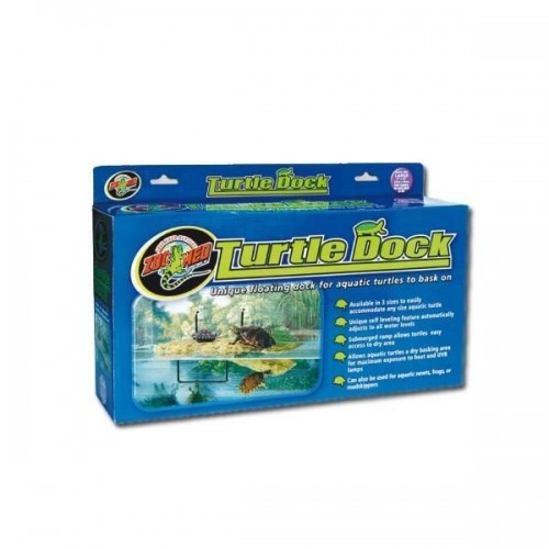 ISLA TURTLE DOCK MINI 9x20.5 CM