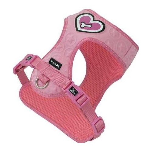 ARNES 3D HEART OF BONE ROSA T.S 30x35-45 CM