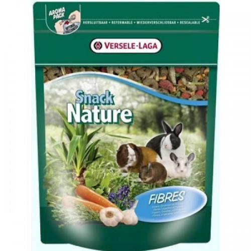 SNACK NATURE CEREALES 500 GR