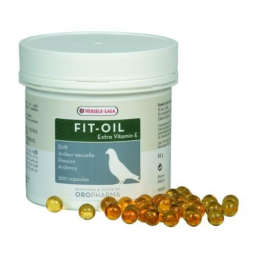 FIT OIL 300 CAPSULAS