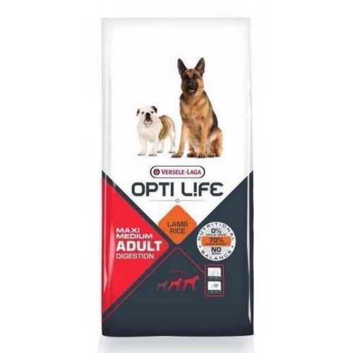 OPTI LIFE ADULT DIGESTION MEDIUM & MAXI 1 KG