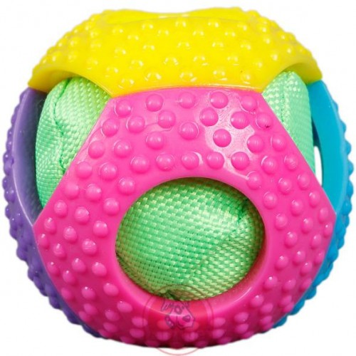 PELOTA RAINBOW OXFORD 7.8 CM