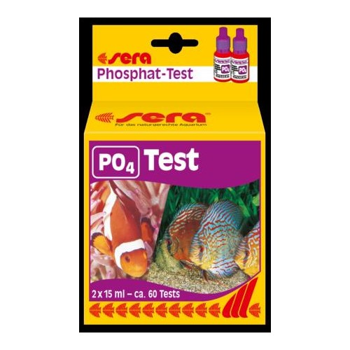 SERA TEST PO4 (FOSFATOS)