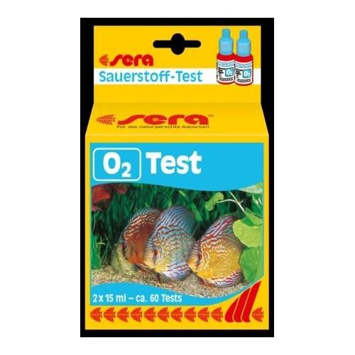 SERA TEST OXIGENO O2