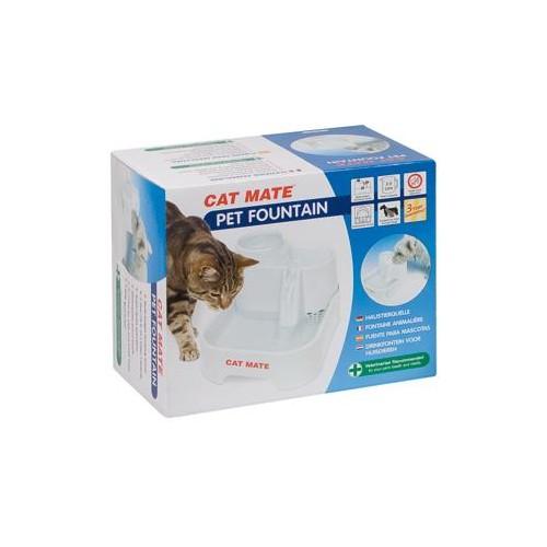 BEBEDERO FUENTE CAT MATE