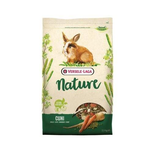 CUNI NATURE 2.3 KG.