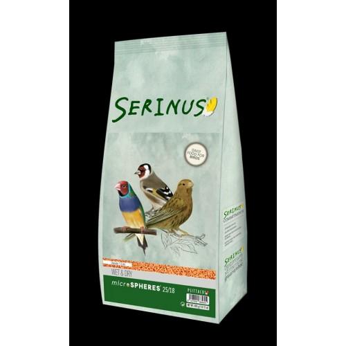 SERINUS WET & DRY MICROSPHERES 25/18 800 GR
