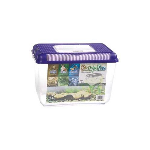 TRANSPORTIN PECES BIOTOPE BOX 14 LT 37x23x26