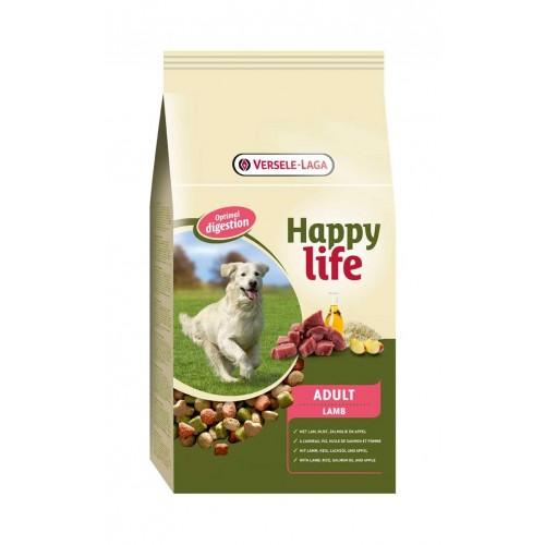 HAPPY LIFE ADULT LAMB 15 KG