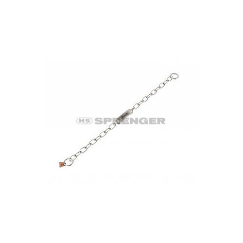 HERM SPRENGER COLLAR AHOGO PLACA 68 CM 3 MM
