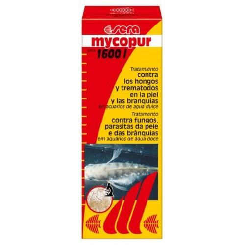 SERA MYCOPUR 100 ml. PARA 1600 LT