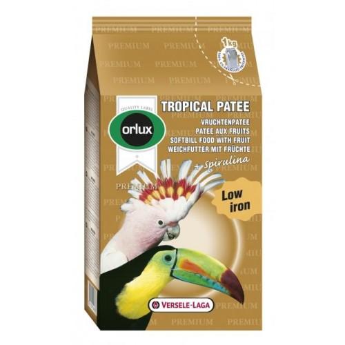 ORLUX TROPICAL PATE PREMIUM 25 KG