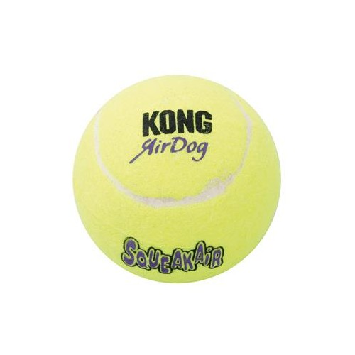 KONG PELOTA AIR SQUEAKER TENNIS XL 10 CM