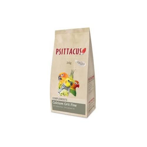 PSITTACUS GRIT CALCICO FINO 2 KG