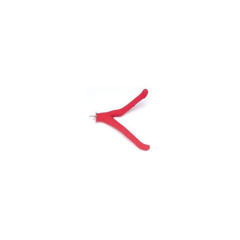PERCHA RAMA PEQ 20.32 cm