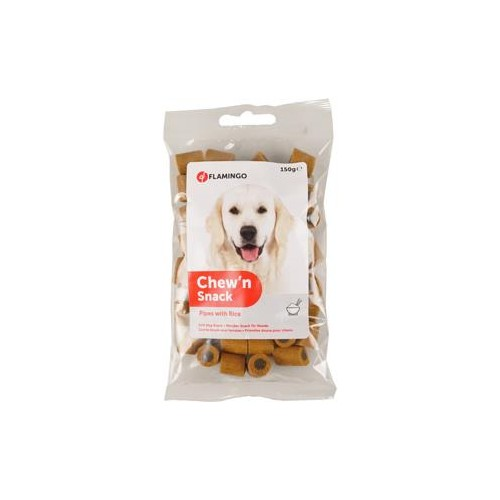 GOLOSINA CHICK´N SNACK PIPES 150GR