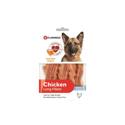 GOLOSINA CHICK\'N SNACK HEALTHY HEART 85G