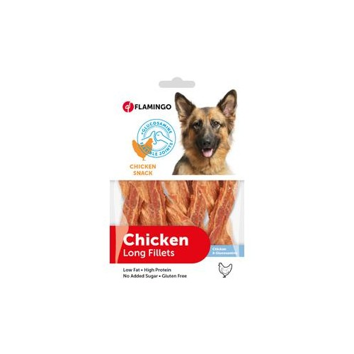 GOLOSINA CHICK\'N SNACK FLEXIBLE JOINTS 85G