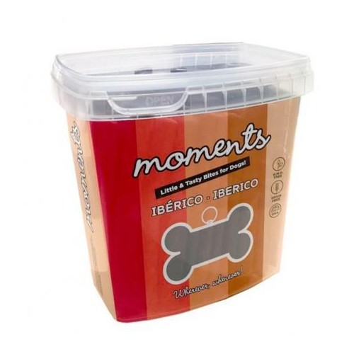 MOMENTS DOG BARRITAS IBERICO 600 GR