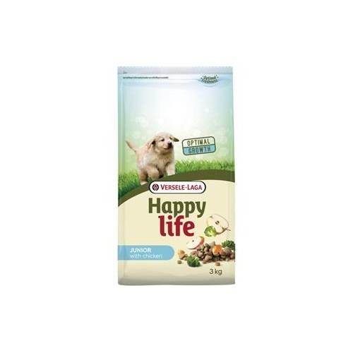 HAPPY LIFE JUNIOR CHICKEN 3 KG