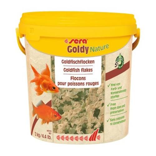 SERA GOLDY NATURE 10 LT