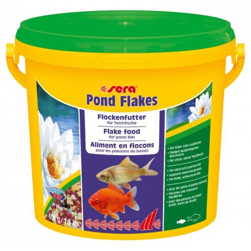 SERA POND FLAKES 3800 ml 600 GR