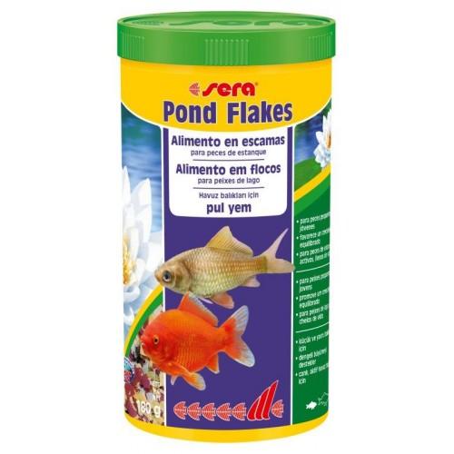 SERA POND FLAKES 1 lt. 180 GR