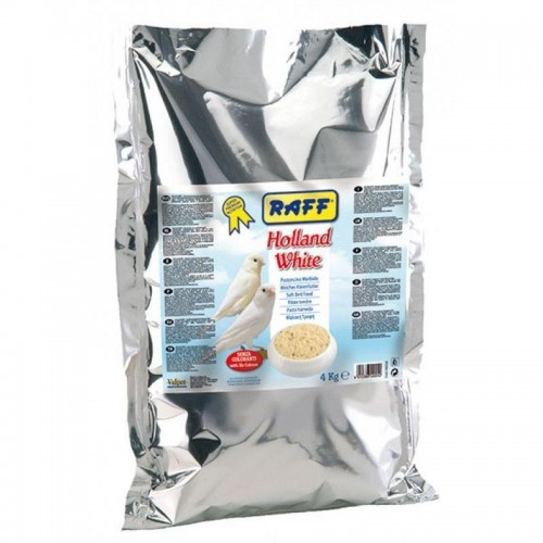 PASTA RAFF HOLLAND WHITE 4 KG