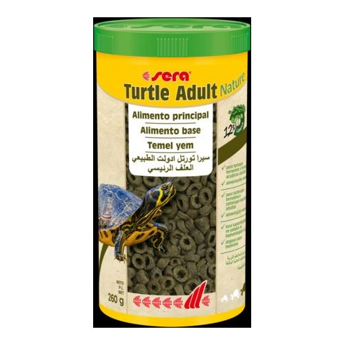 SERA TURTLE ADULT NATURE 1 LT