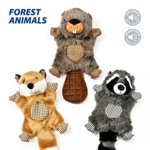 JUGUETE PERRO FOREST ANIMALS 32CM