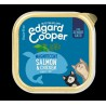 EDGARD COOPER TARRINA CHICKEN/SALMON 85 GR SENIOR