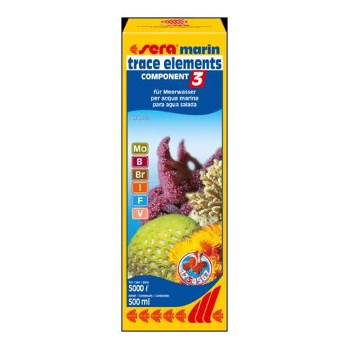 SERA MARIN COMP. 3 TRA.ELEM. 500 ml
