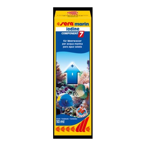 SERA MARIN COMP. 7 IODINE 50 ml.