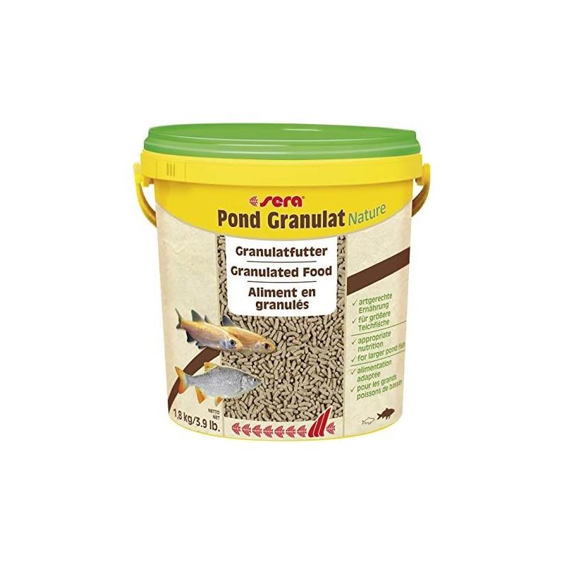 SERA POND GRANULAT NATURE 10 lt. 1.5 KG