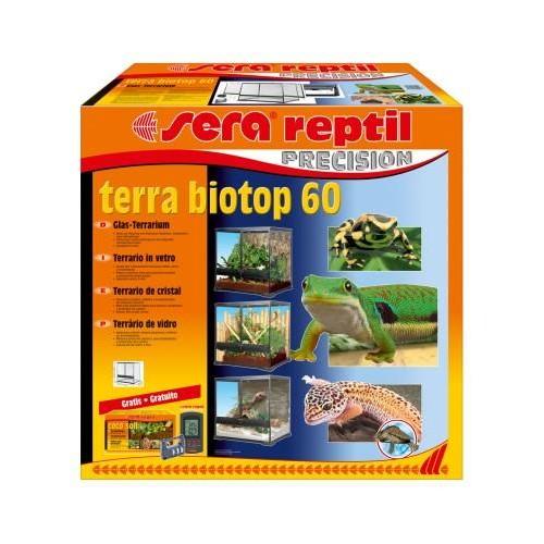 SERA REPTIL TERRARIO BIOTOP 60
