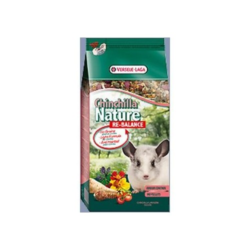 CHINCHILLA NATURE RE-BALANCE 700 GR