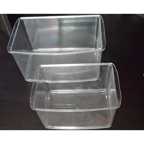 ACUARIO PLASTICO PEQ.21x14x13 SIN TAPA