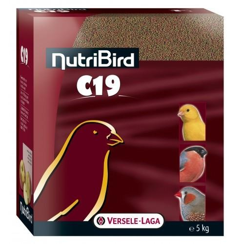 NUTRIBIRD C19 5 KG.