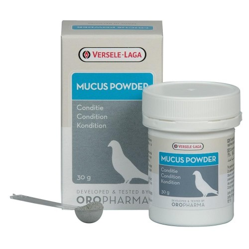 MUCUS POWDER (ANTIGLAIROL) 30 GR