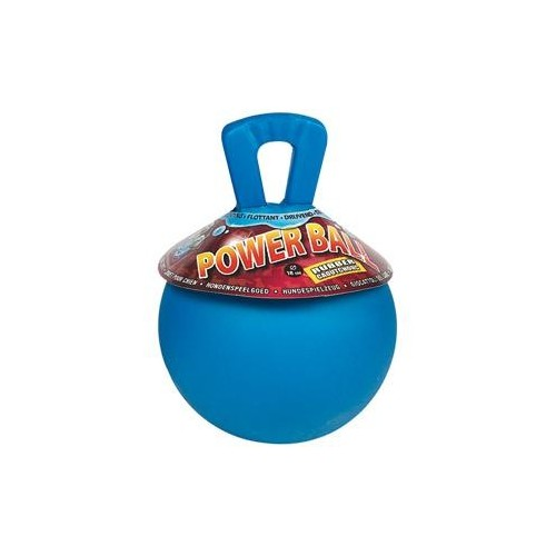 POWER BALL DE GOMA FLOTANTE 22 CM